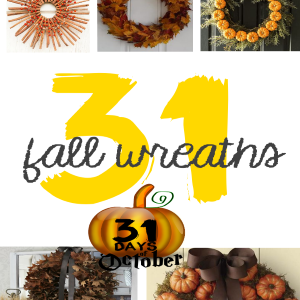 31 Fall Wreaths