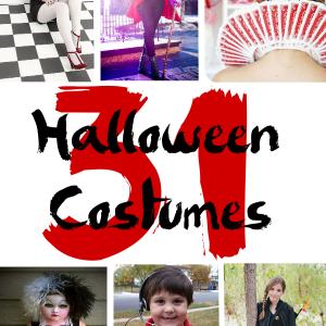 31 Halloween Costumes
