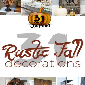 31 Fall Decorating Ideas