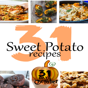 31 Sweet Potatoes Recipes for Thanksgiving