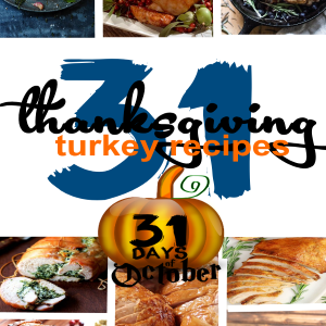 31 Turkey Recipes for a Tasty Thanksgiving Dinner