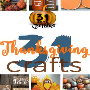31 Thanksgiving Crafts