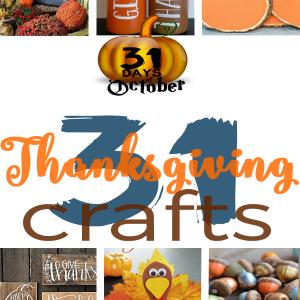 31 Thanksgiving Crafts