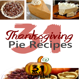 31 Pie Recipes for Your Thanksgiving Meal
