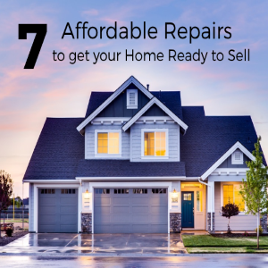 7 Affordable Repairs to Get Your Home Ready to Sell