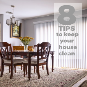 8 Tips to Keep Your Carpet Clean