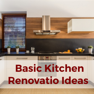Some Basic Ideas on Kitchen Renovation