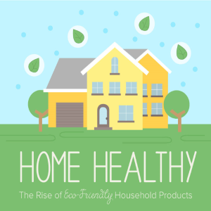 Home Healthy- The Rise of Eco-Friendly Household Products