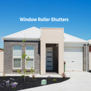 Check Out the Wide Range of Window Roller Shutters