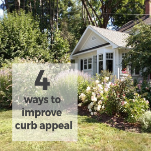4 Ways to Improve Your Curb Appeal for Pennies on the Dollar