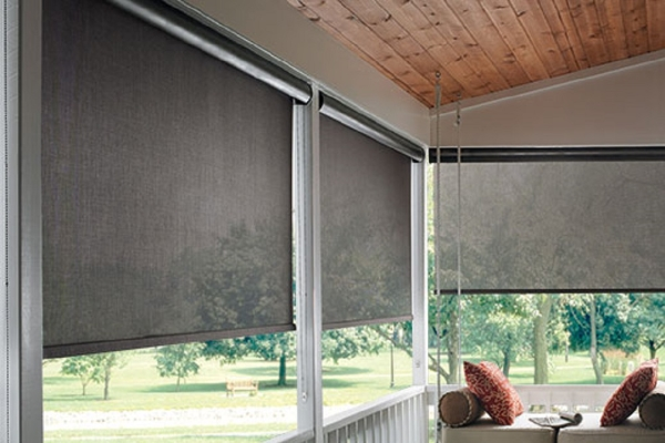 Why Would You Install Outdoor Blinds For Home Improvement