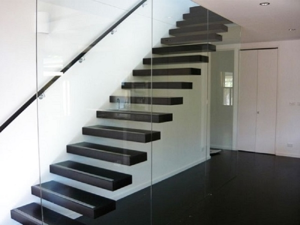 Can The Cantilevered Stairs Be Retroed