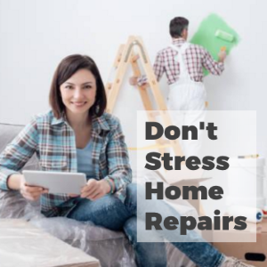 Don't Let Your Next Home Renovations Become Stressful for You