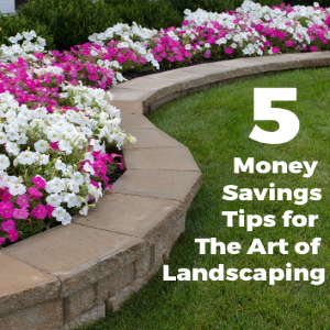 Rock at The Art of Landscaping with These Five Money Saving Techniques