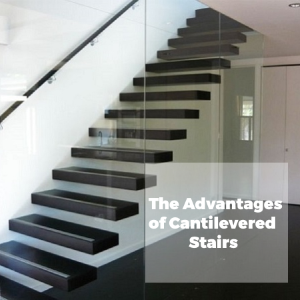 What Are the Advantages of Cantilevered Stairs?