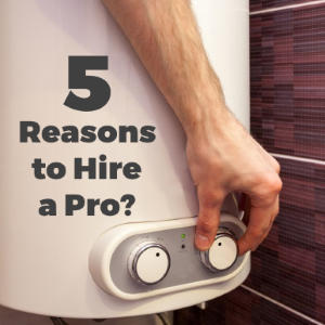 Reason To Hire Professionals For Hot Water System Repairs & Services