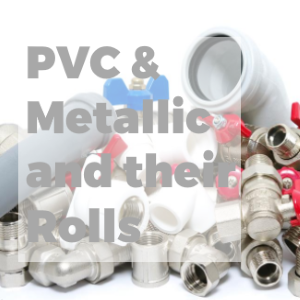 What Are Metallic and PVC Conduit Fittings and Their Roles