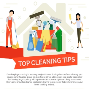 EZ Living Top Cleaning Tips