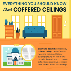 3 Tips for Renovating Your Interiors With Coffered Ceilings