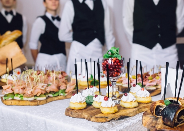 Image result for What You Should See in a Good Caterer