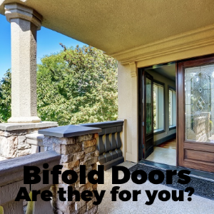 How Bifold Doors can be of Special Use for You