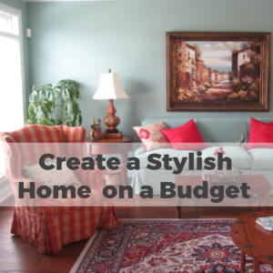 Thrift Store Finds: How to Create a Stylish Home on a Budget