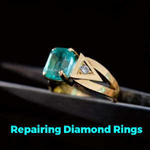 Know The Accurate Ways To Repair The Diamond Rings