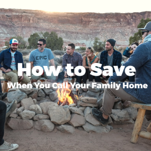 How To Save When You Call Family Back Home