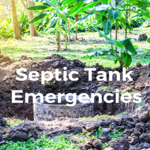 How to Recognize and Deal With a Septic Tank Emergency?