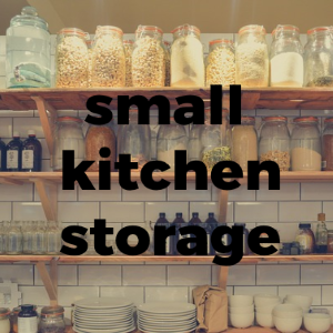 Savvy Storage: Making the Most of Small Kitchens