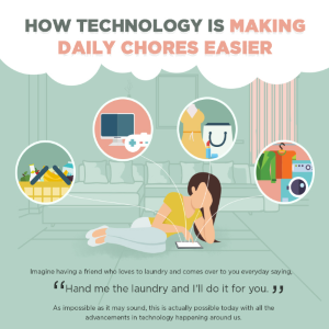 How To Automate Your Household Chores With Technology