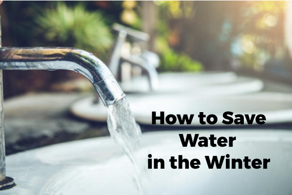 Save Water During the Winter