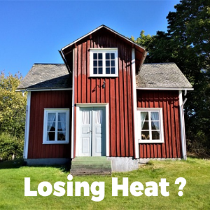 A Lot of Hot Air:  Are You Losing Heat from Your Home Due to a Damaged Roof?