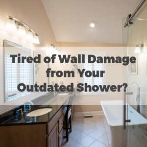 Tired of Wall Damage from Your Outdated Shower? Consider a Freestanding Tub and Give Your Walls a Break