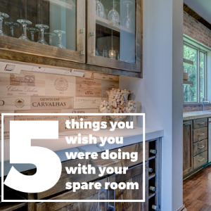5 Things You Wish You Were Doing With the Spare Room in Your Home
