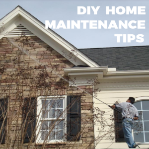 DIY Home Maintenance Tips