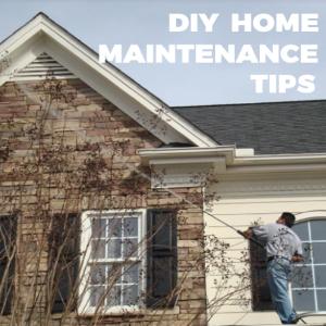 DIY Home Maintenance Tips