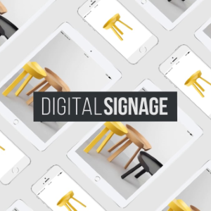Implementation of Digital Signage in Business as a Marketing Strategy