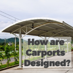 How Carports Are Designed Functionally