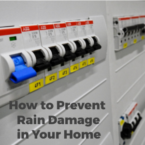 How to Prevent Rain Damage in Your Home