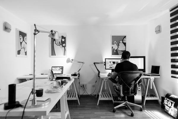 Style Your Office to Raise Productivity