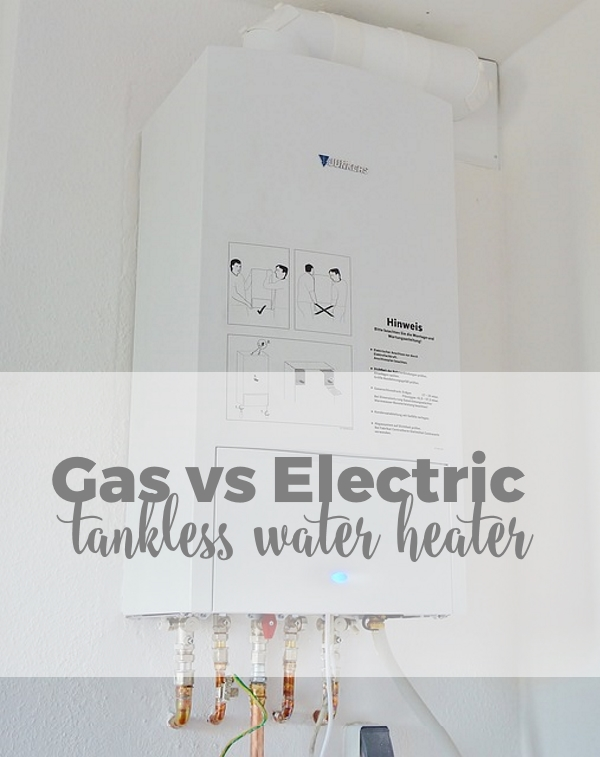 Gas Vs. Electric Tankless Water Heater