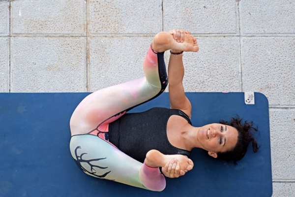 5 Pose Yoga Fix: Headache Relief