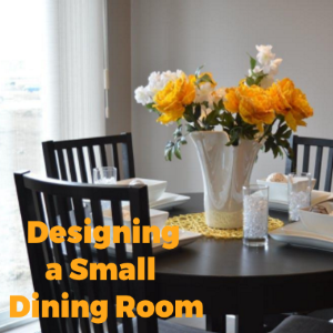 Beauty in a Bit: Tricks for Designing your Small-Sized Dining Area