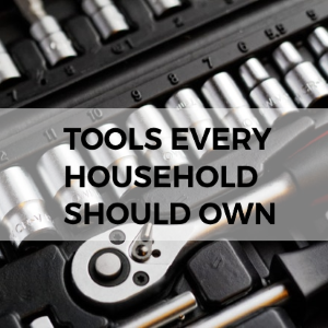 Essential Tools Every Homeowner Should Own