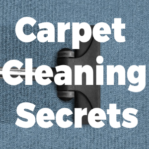 Know the Carpet Cleaning Secrets Applied By the Pros