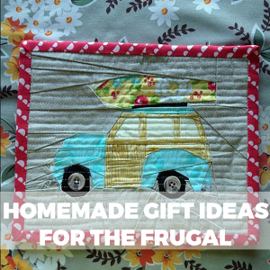 Homemade Gift Ideas for the Frugal