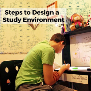 6 Steps to Design the Optimal Work/Study Environment