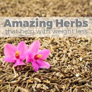 7 Amazing Herbs that Help You to Naturally Lose Weight