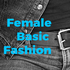 woman basic fashion